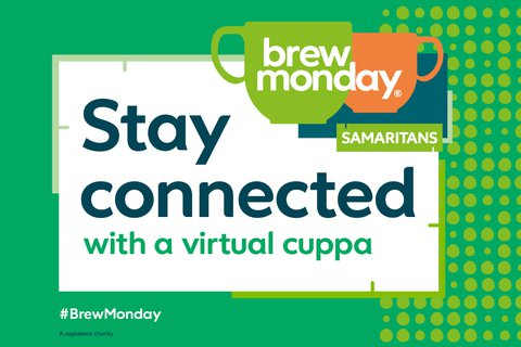 Brew Monday twitter stay connected