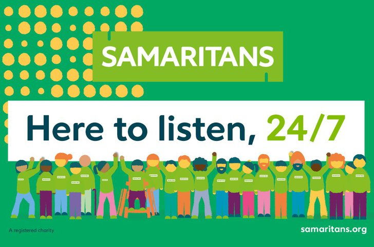 """Coventry Samaritans asks """"What's special about 24 July?"""" 