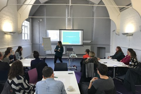 Samaritans self-harm policy workshop