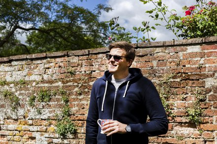 Jake Humprey, TV presenter