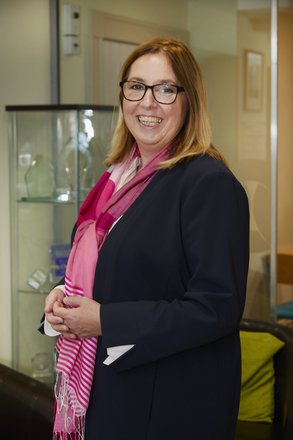 Ruth Sutherland Samaritans CEO