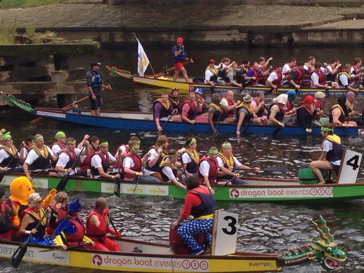 York Samaritans Dragon Boat Race 2021