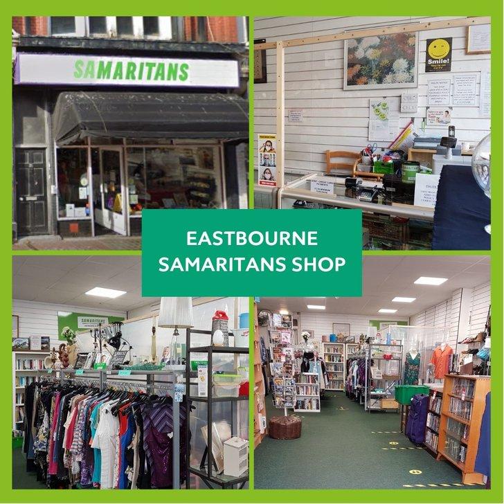 Eastbourne Samaritans Shop