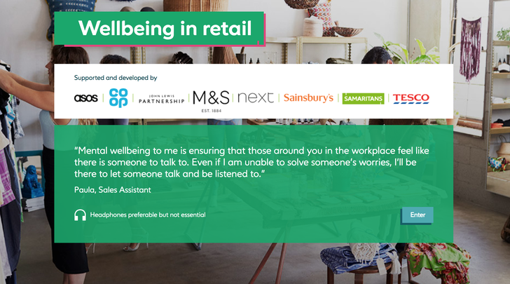 Group of retailers join together to launch mental health support for retail workers.jpg