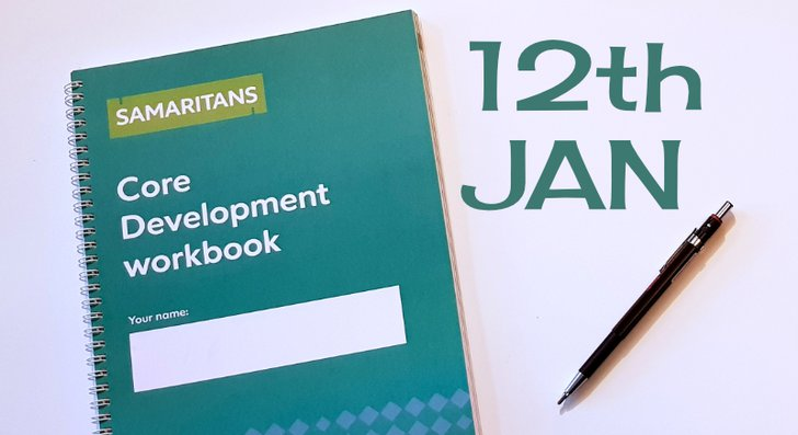 Core development workbook and pencil