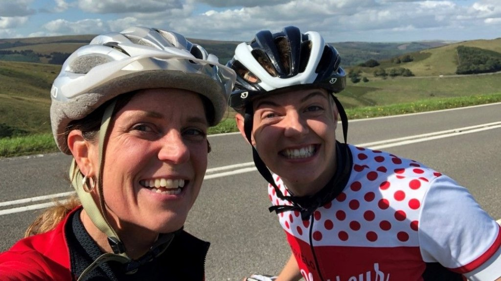 Macclesfield Volunteers take on Samaritans Heritage Cycle Ride 2021