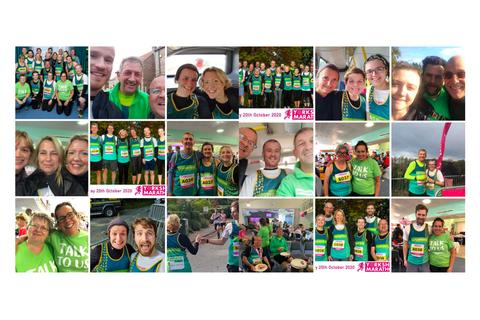 York Samaritans Are Running the Yorkshire Marathon 2021