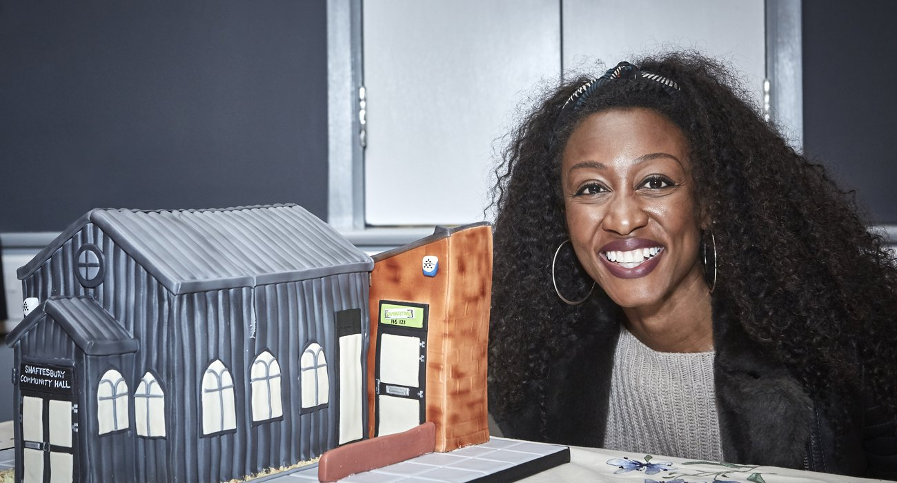 Beverley Knight launches North London Samaritans new Branch
