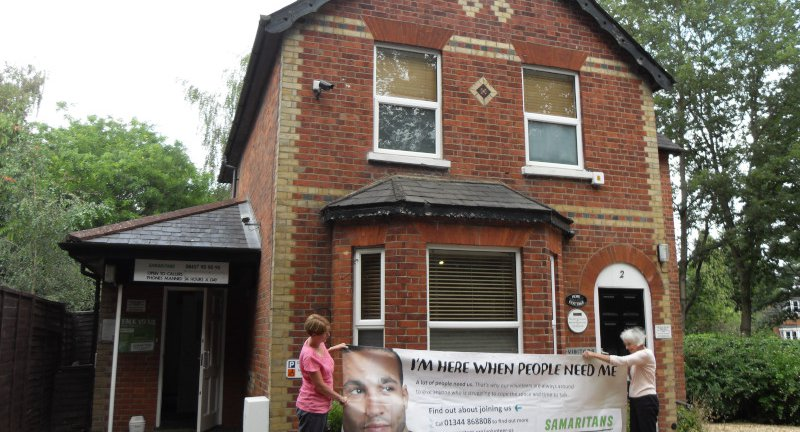 Bracknell Samaritans Hope Cottage