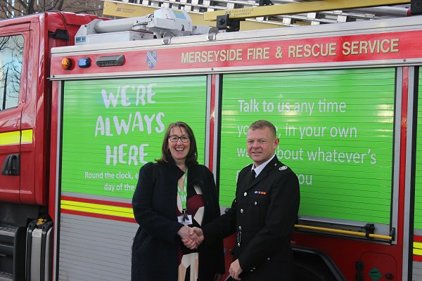 samaritans_rachel_howley_and_group_manager_mark_thomas_from_merseyside_fire_and_rescue_service.jpg